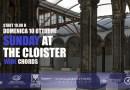 SUNDAY AT THE CLOISTER ARTE DEGUSTAZIONI E MUSICA SI FONDONO IN UN NUOVO FORMAT AL MADE IN CLOISTER