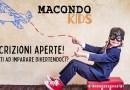 Macondo Kids, ecco i corsi per i più piccoli