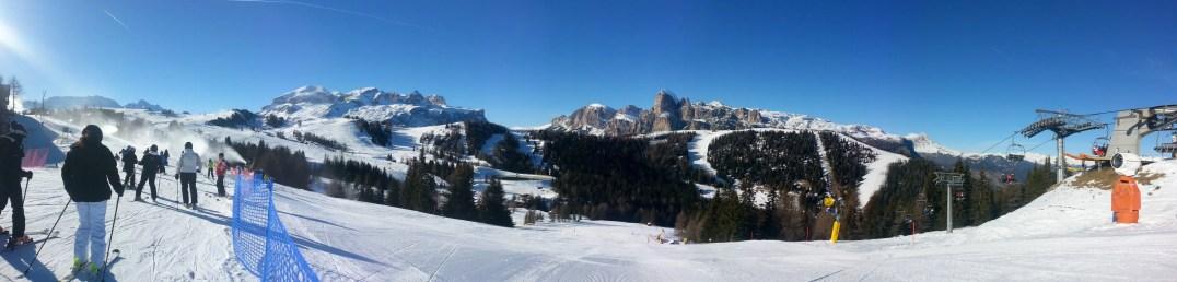 Maestro Sci Alta Badia - Panoramica