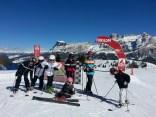 A lezione di sci in Alta Badia - Allievi di Luca Maugeri