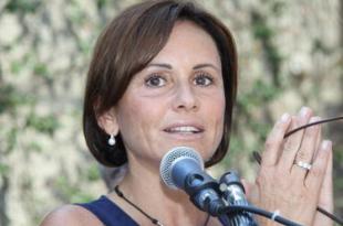 La senatrice Simona Vicari