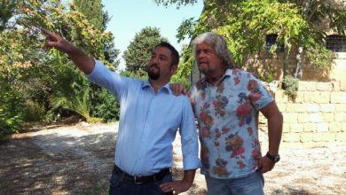 Grillo e Cancelleri incontrano gli agricoltori siciliani