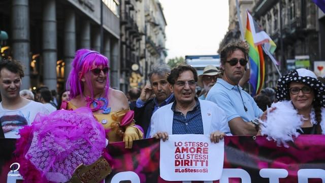 Gay Pride - foto Panastudio