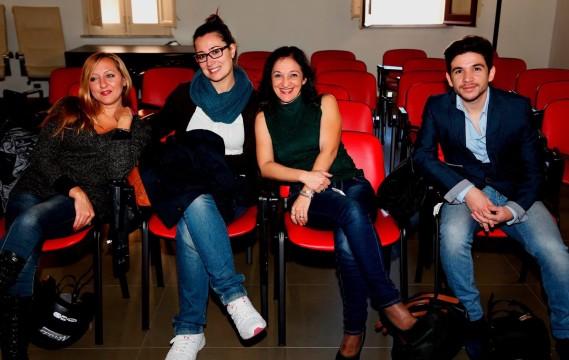 Marianna, Celeste, Luana, Ethan