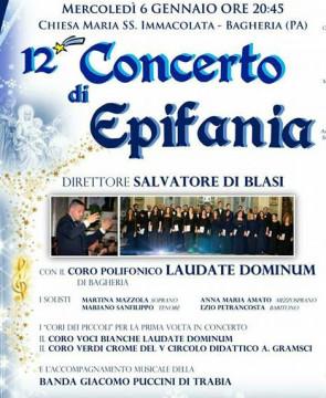locandina concerto epifania