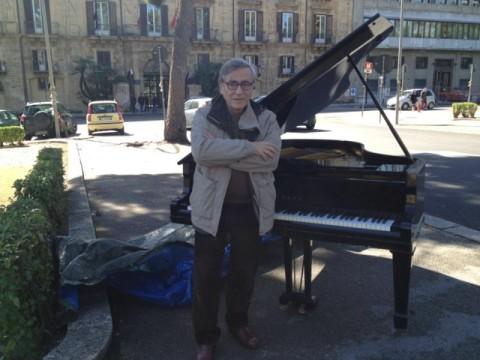ignazio garsia e il suo pianoforte