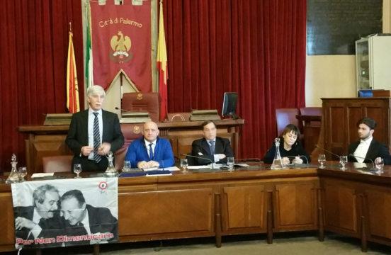 """Comune di Palermo: Parlamento della Legalità Internazionale """"Multietnico"""""""