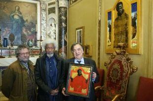 Beppe Madaudo, Leoluca Orlando