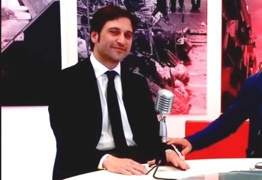 Fabrizio Ferrandelli presenta gli Assessori alla legalità e all'Innovazione