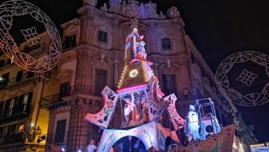 Festino Santa Rosalia 2019
