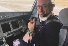 Il pilota palermitano Diego Carrara
