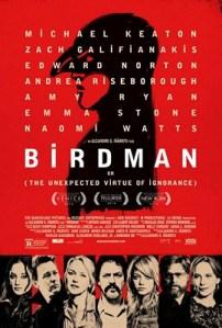 """RECENSIONE - """"Birdman – O l'Imprevedibile Virtù dell'Ignoranza"""""""