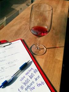 Wine Interview!