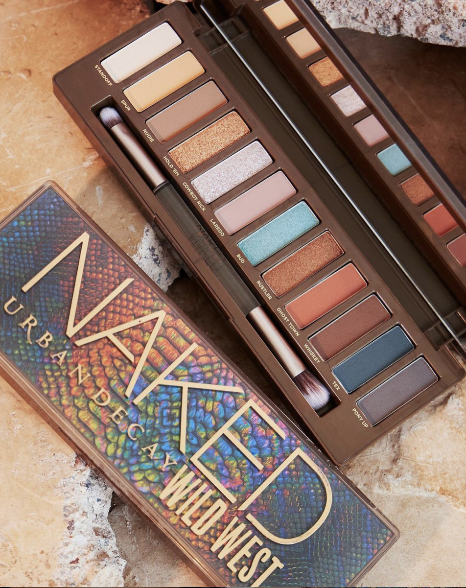 Urban Decay: Naked Wild West Palette