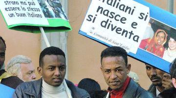 """La Kyenge come il Circo Barnum, gira l'Italia parlando di """"ius soli temperato"""", ma la sua proposta regala la cittadinanza a tutti. A Desio ci aspettiamo un confronto con il Ministro."""