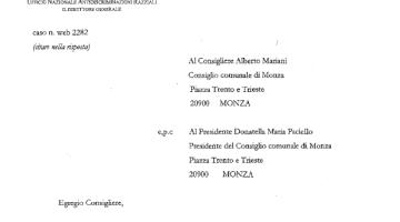 """Zingari e accattonaggio molesto. Il Ministero """"corregge"""" Il Consigliere Mariani. Atto grave e liberticida. Intervenga il Sindaco."""