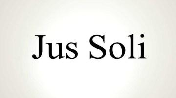 Ius Soli, una follia solo italiana