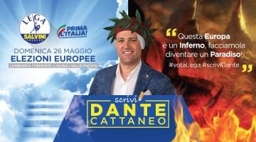 Perché voto Lega e scrivo Dante Cattaneo
