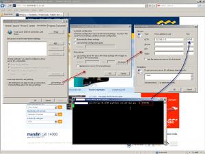setting up SSLStrip as proxy in IE