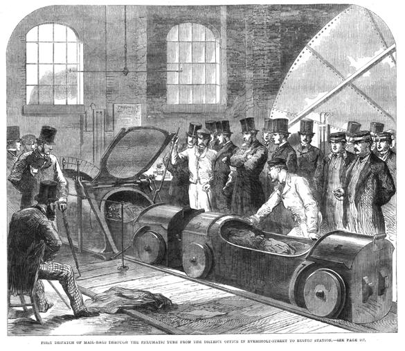 London Silver Vaults Story: The Chancery Lane Safe Deposit Co. 1