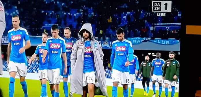 Napoli-Genoa 0-0, report cards / Once again the competitive judgments are a useless exercise