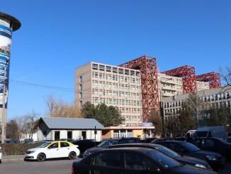 Spitalul Județean Ialomița. FOTO Adrian Boioglu