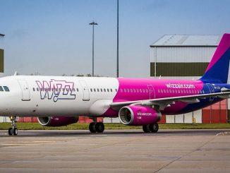 Zborurile Wizz Air rămân suspendate până pe 16 iunie FOTO Wizz Air