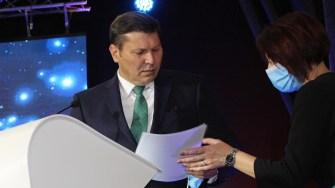 Marian Pavel, președintele Consiliului Județean Ialomița. FOTO Paul Alexe