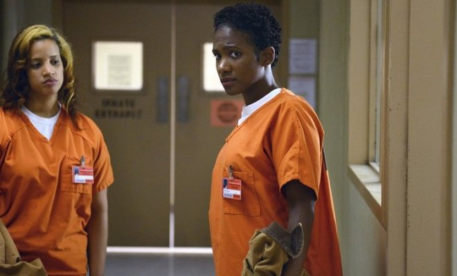 Orange is the new black | Janae Watson - Vicky Jeudy