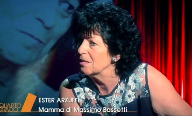 Ester Arzuffi - Massimo Bossetti | Quarto Grado