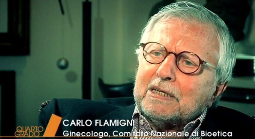 Professor Carlo Flamini su Massimo Bossetti e Ester Arzuffi | Quarto Grado
