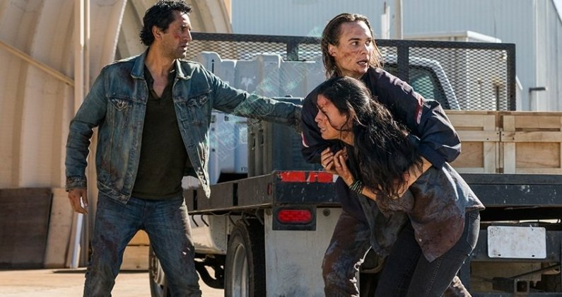 Fear The Walking Dead 3x01 - Photo by Michael Desmond/AMC - © 2017 AMC Film Holdings LLC. All Rights Reserved