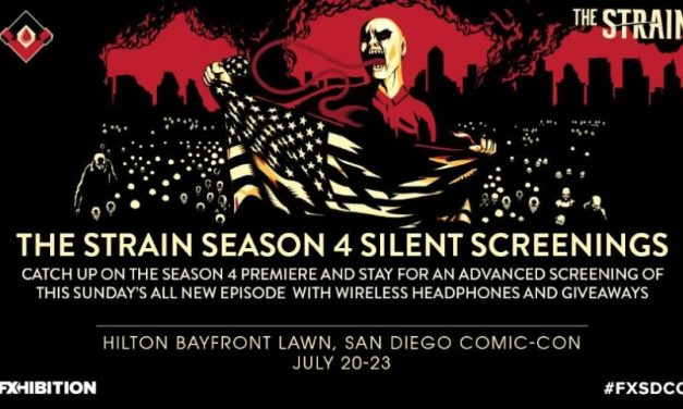 The Strain 4: News e trailer al Comic Con di San Diego
