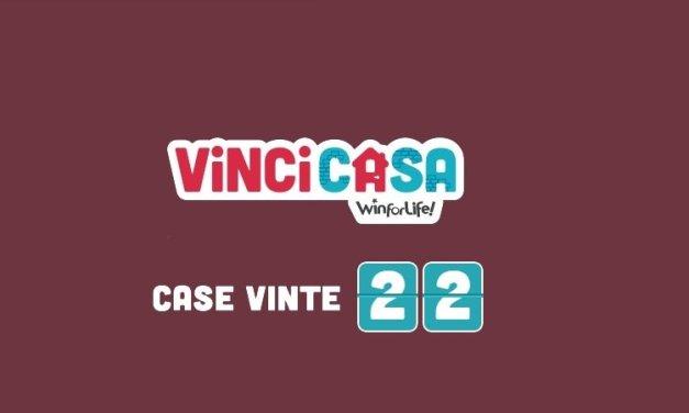 VinciCasa Win For Life: numeri vincenti ed estrazione del 19 luglio