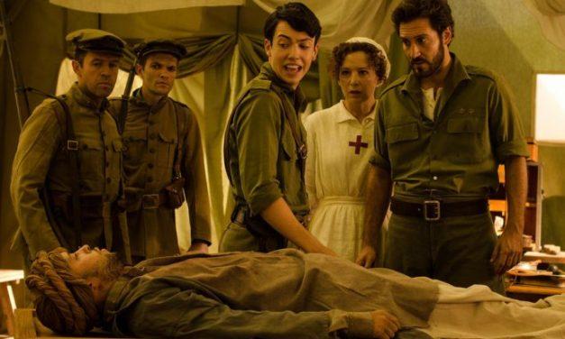 Tiempos de Guerra: Alex Gadea mostra il primo promo della nuova serie spagnola