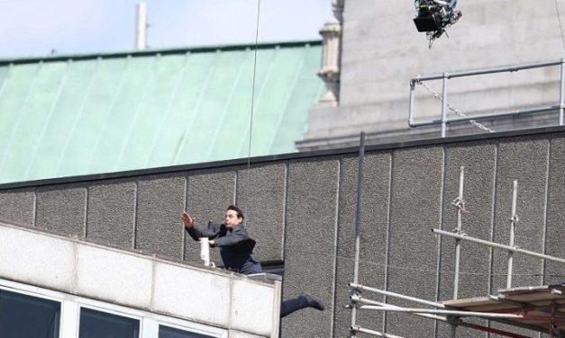Video dell'incidente di Tom Cruise sul set di Mission Impossible 6: ecco cosa è successo all'attore