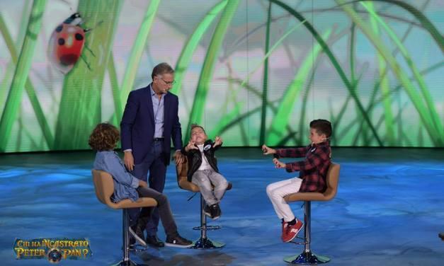 Chi ha incastrato Peter Pan: Ospiti Belen Rodriguez, Arisa e altri | 12 ottobre