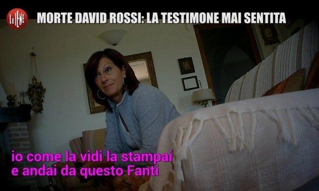 Caso David Rossi: Una possibile testimone chiave?   Le Iene Video