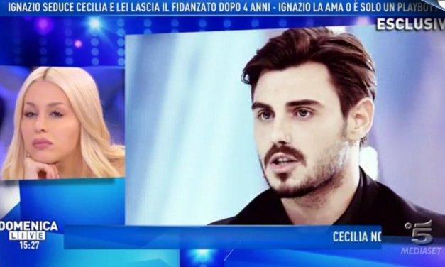 Uomini e donne, Francesco Monte si lascia consolare da Raffaella Mennoia