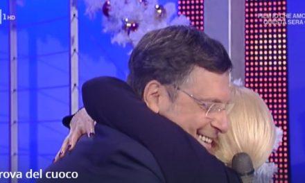 Fabrizio Frizzi torna a L'Eredità, il debutto al 15 dicembre | VIDEO