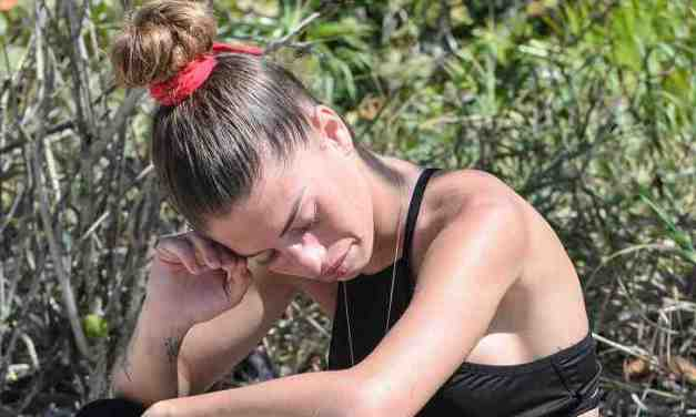 Chiara Nasti abbandona l'Isola dei Famosi 2018   NEWS
