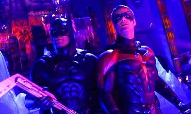 Batman e Robin, trama e cast del film su Italia 1 | 28 gennaio