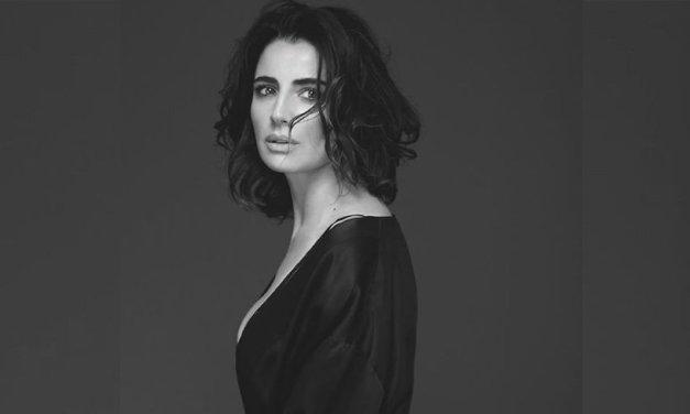 Luisa Ranieri, la moglie di Luca Zingaretti nella serie La Marescialla