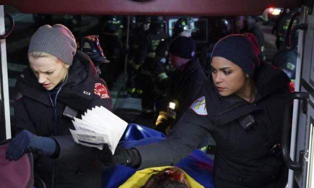 Chicago Fire 6×15: Otis e Stella in pericolo di vita! | VIDEO