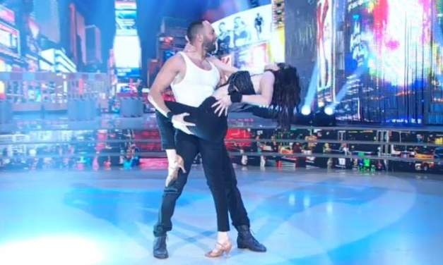 Gessica Notaro e Stefano Oradei in una brillante Bachata (VIDEO)