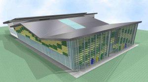Origgio: nuova scuola elementare con effetto serra e fotovoltaico