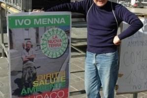 Ivo Menna critica la dirigenza del Pd e invita alle dimissioni