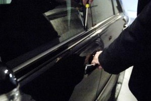 Topo d'auto denunciato dai Carabinieri a Francavilla