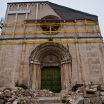 Aftermath Of The Earthquake In The Abruzzo Region