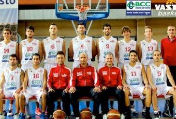 BCC Vasto Basket contro la Dynamic per conquistare i due punti